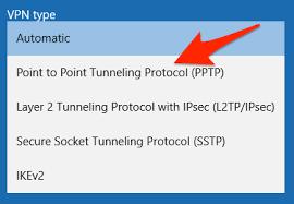 VPN-type